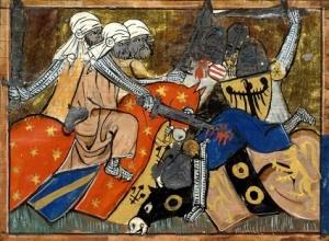 Crusade-battle