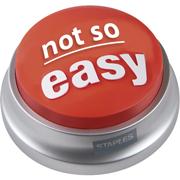 Not-So-Easy-Button