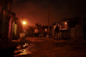 Kibera-night