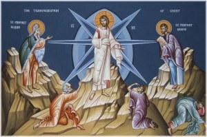 transfiguration mystagogy