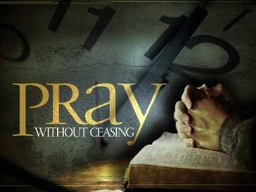 Pray without ceasing: parables | friarmusings