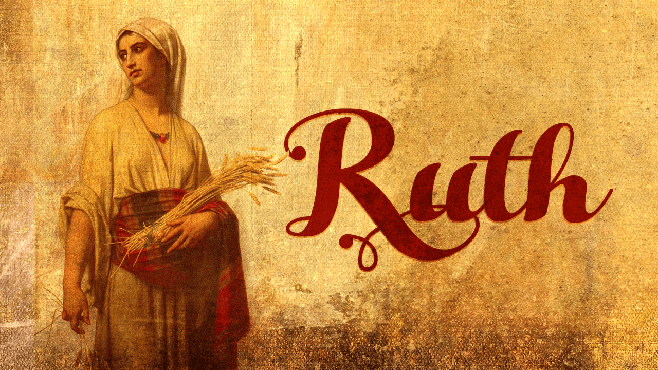 Ruth the Moabite   friarmusings