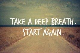 start-again