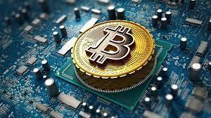 Bitcoin Circuit Board